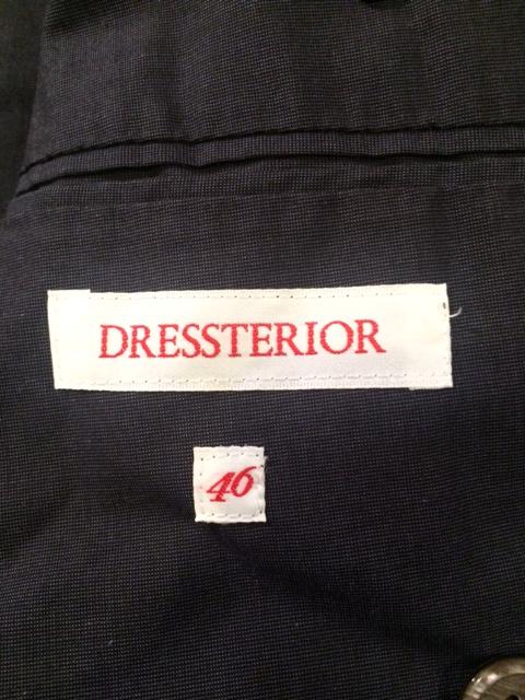 DRESSTERIOR①D