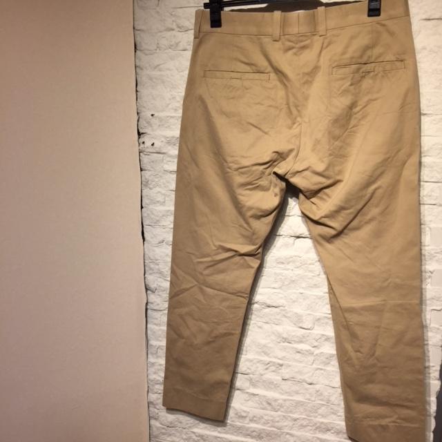 YAECA Chino Cloth Pants (1)
