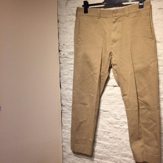 YAECA Chino Cloth Pants (4)